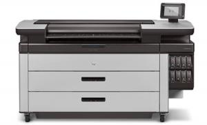 МФУ HP PageWide XL 4100 MFP, J2V02A