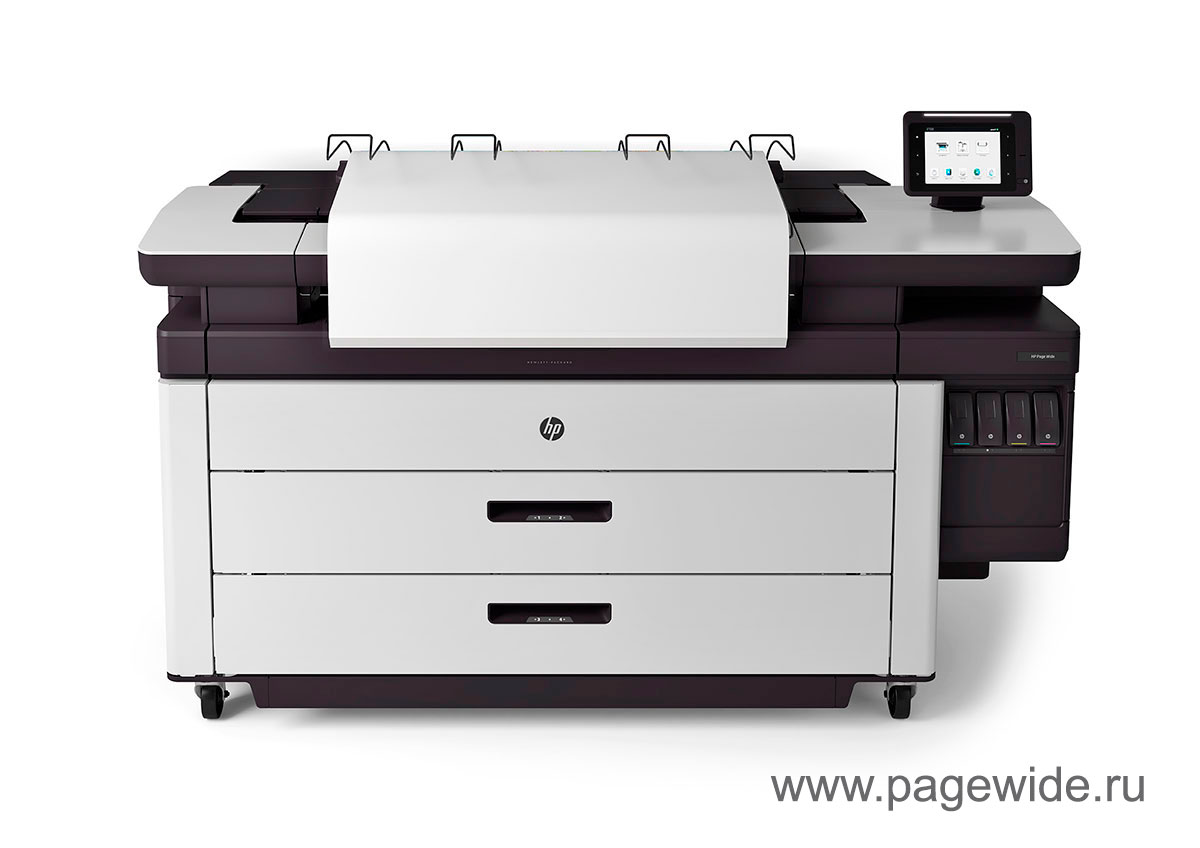 hp pagewide xl 4000 manual